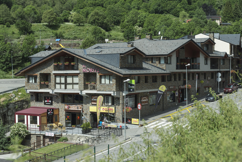 Hotel Sant Moritz