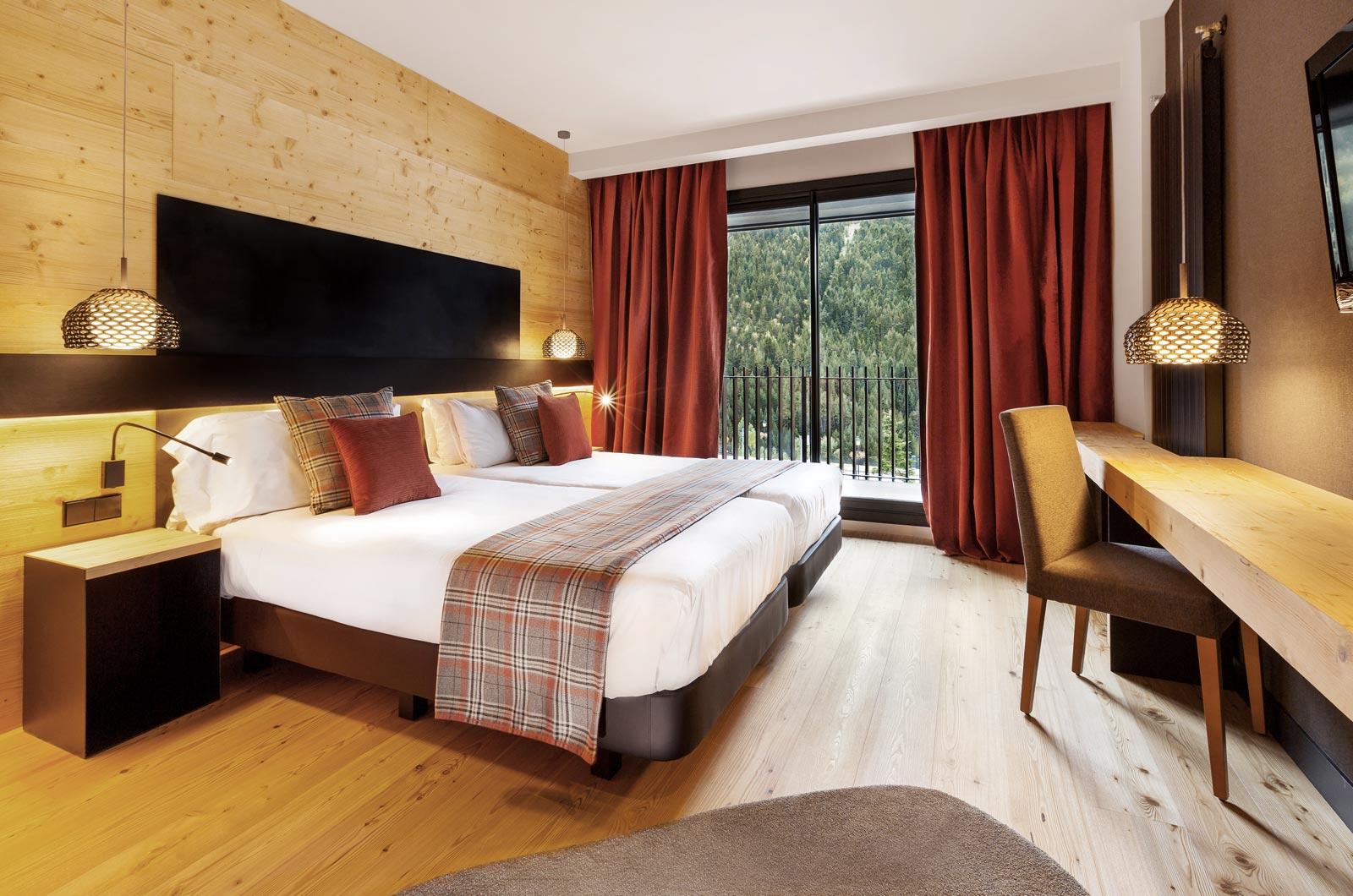 Hotel Park Piolets Mountainhotel & Spa