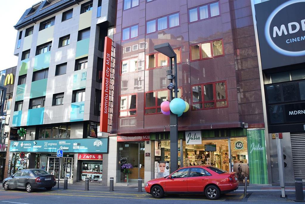 Hotel Somriu Hotel City M28