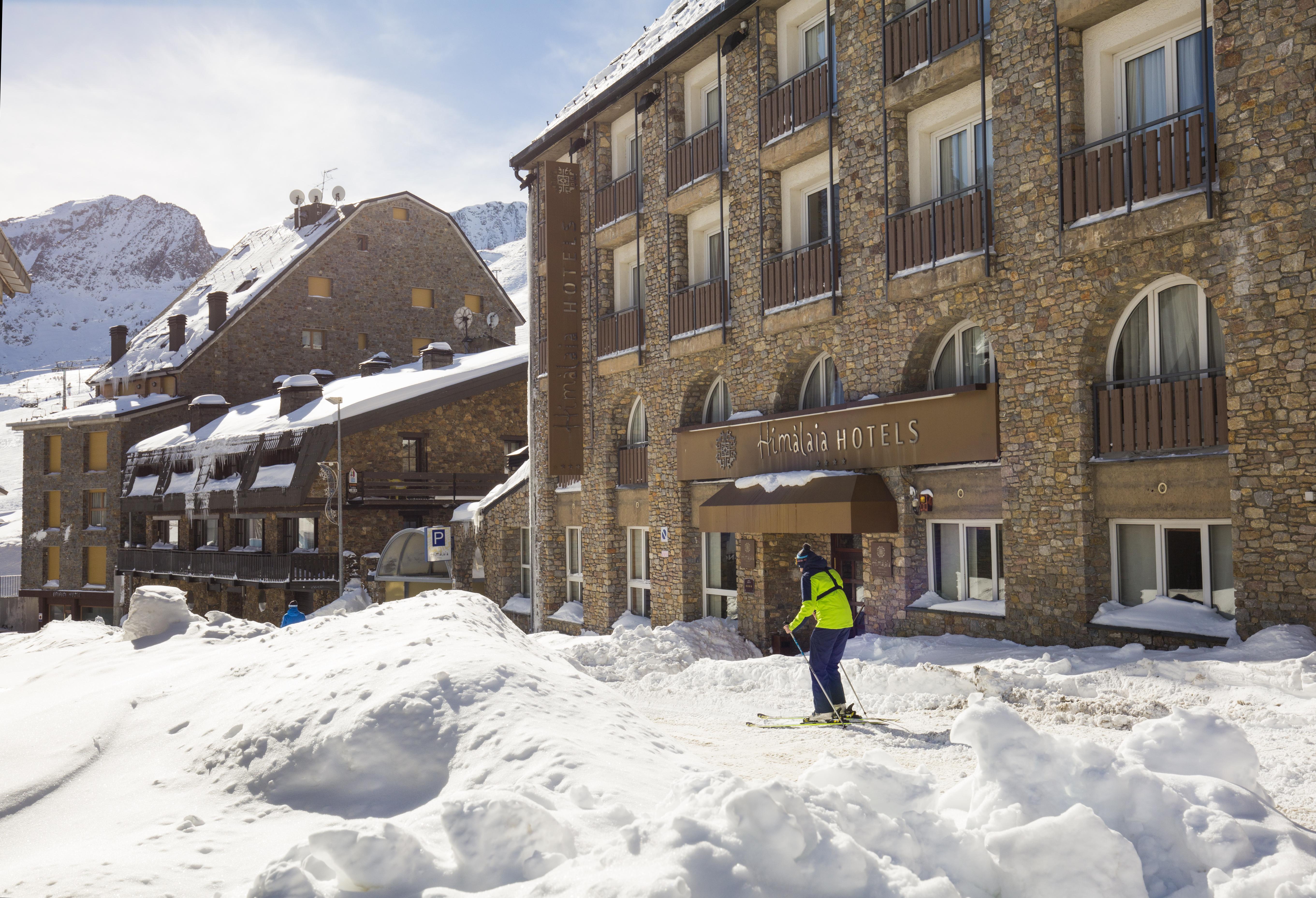 Hotel No Usar Himalaia Pas