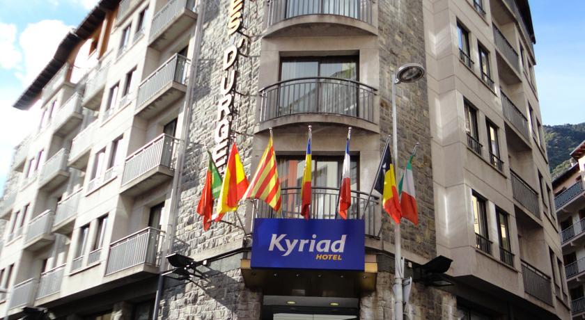 Hotel Kyriad Andorra Comtes D´Urgell