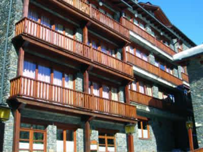 Hotel Solana De Ransol Apartamentos