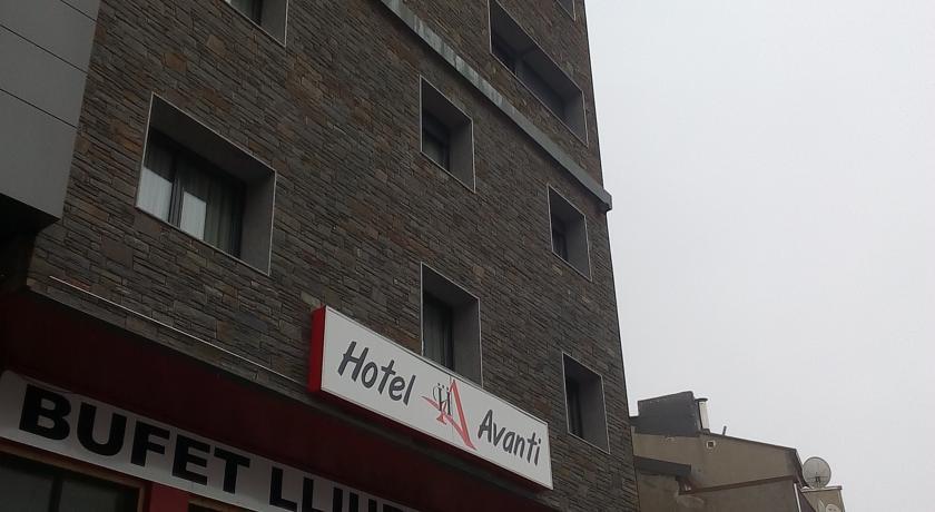 Hotel Avanti