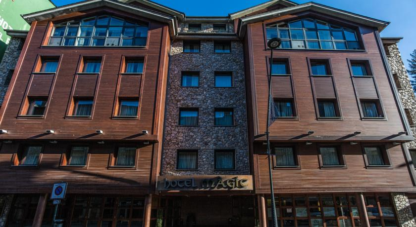 Hotel Magic La Massana Forfait Incluido