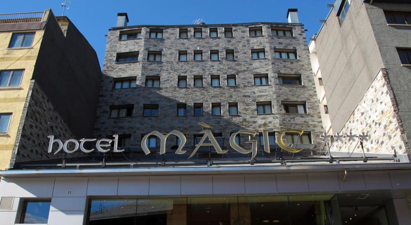 Hotel Magic Pas Forfait Incluido