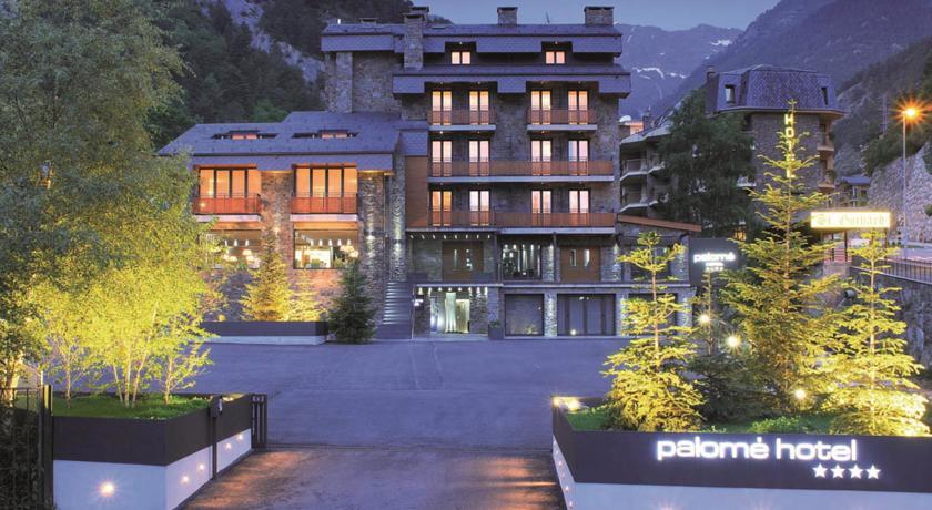 Hotel Palome Relais Du Silence