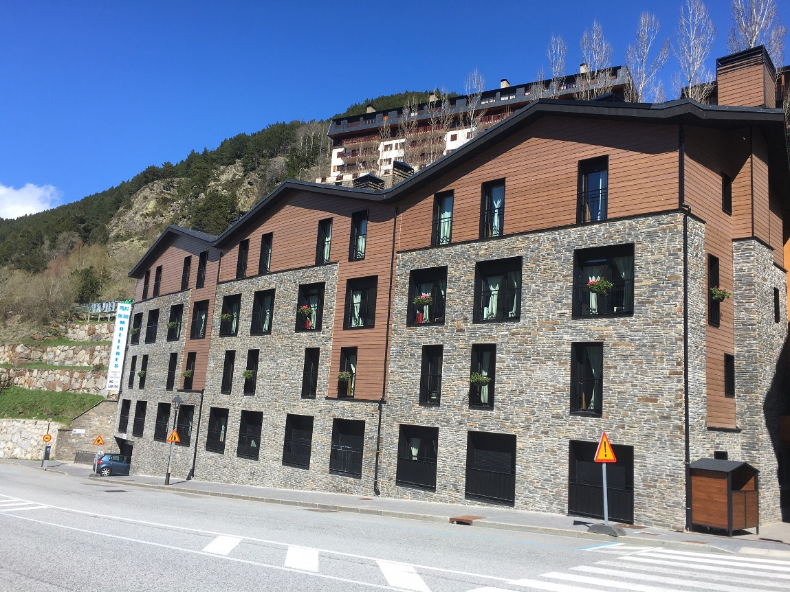 Hotel Prat De Les Molleres